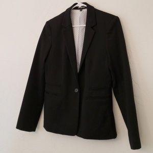 Express single button blazer black 10